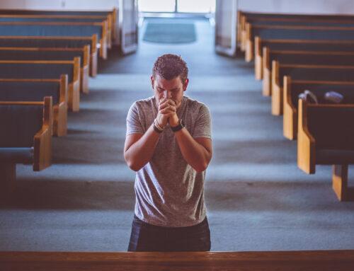 Встань на коліна і молися! 04. 04 о 14:00